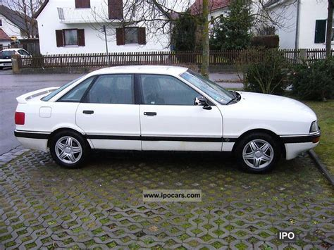 small engine service manuals 1990 audi 90 parking system 1990 audi 90 2 3 e sports exclusive series car photo and specs