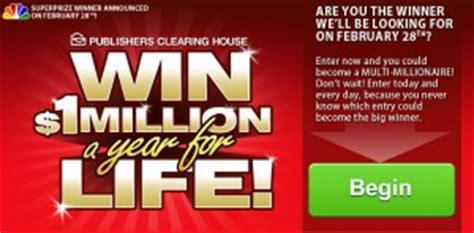 Pch Million Dollar Winners - win one million dollars pch sweepstakes share the knownledge