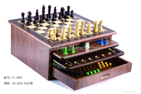 Gamis Set 2 wood set lvlin china manufacturer board