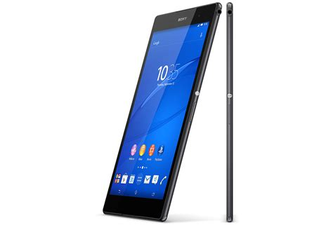 Sony Xperia Z3 Tablet sony xperia z3 tablet compact waterproof tablet