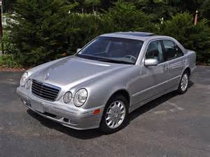 2001 Mercedes E 320 Hatch Sons 2001 Mercedes E320 Sedan