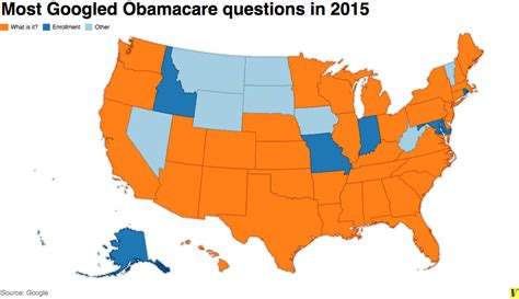 most googled question america s biggest questions about obamacare what is it
