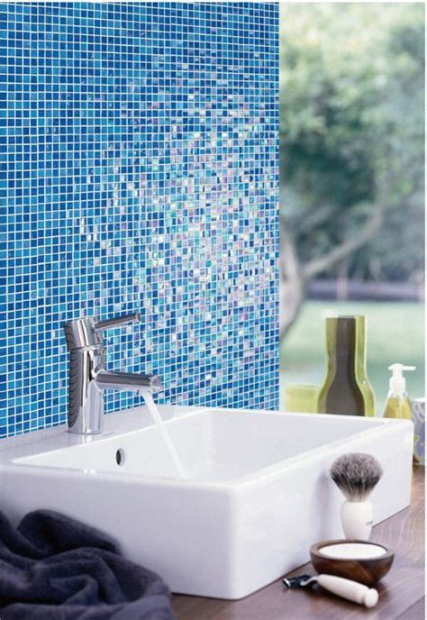 Bathroom Recycled Glass Tiles Recycled Glass Tile Recycled Glass Mosaic Tile For