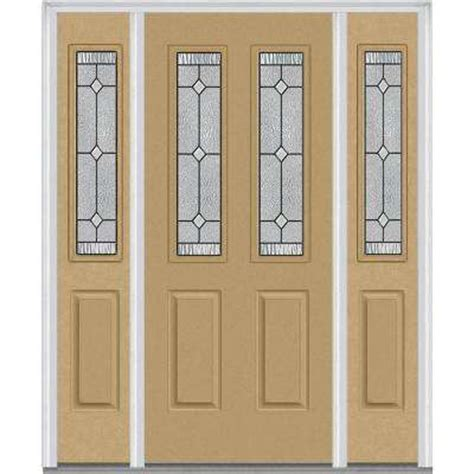 single door with sidelites front doors exterior doors
