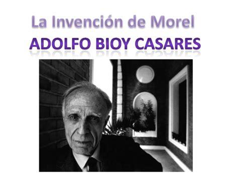 la invencion de morel la invencion de morel