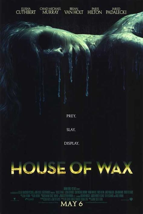house of wax 2005 cast house of wax movie posters from movie poster shop