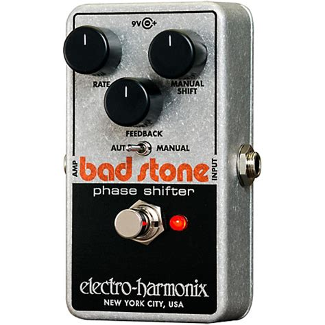 best phase shifter pedal electro harmonix bad phase shifter guitar effects