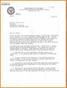 Army Cover Letter by Application Letter The Army Government Modern
