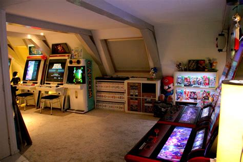 ultimate gaming room my new ultimate room nozomi