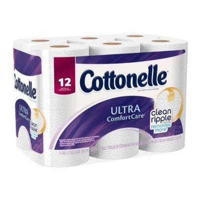 Who Makes Cottonelle Toilet Paper - cottonelle ultra comfortcare big roll toilet paper bath