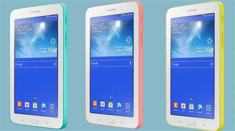 Samsung Tab 3 Lite Spesifikasi spesifikasi dan harga samsung galaxy tab 3 lite terbaru