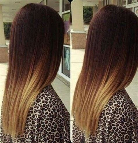 hairstyles after ombre ombre hair dark to light hairstyles pinterest