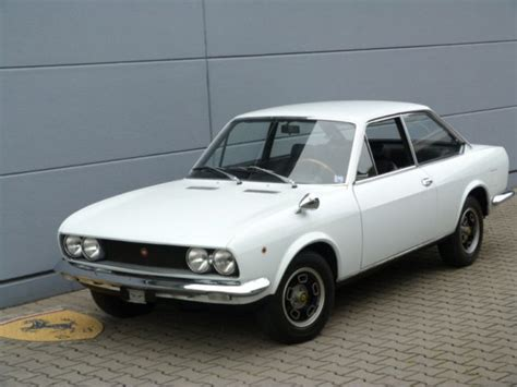 Fiat 124 Sport Coupe 1972 Sharp S2 In Germany 1972 Fiat 124 Sport Coupe Bring A