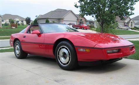 corvette values 1985 corvette coupe corvette sales