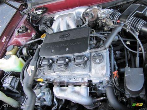 Toyota 3 0 V6 Engine 1999 Toyota Avalon Xl 3 0 Liter Dohc 24 Valve V6 Engine