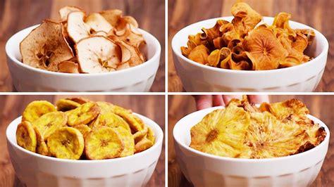 The Kripps Veggie Fruit Chips fruit chips baked fruit veggie chips 4 ways