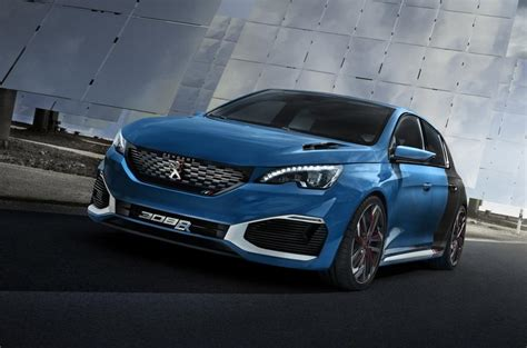 car make peugeot 493bhp peugeot 308 r hybrid could make production autocar