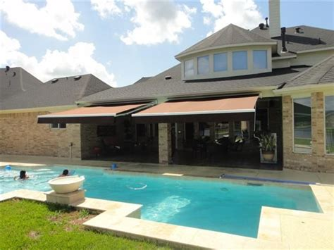 pool awning retractable awnings over pool retractable awnings