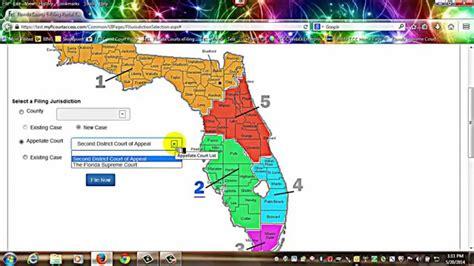 Florida Detox Licensing Portal by Florida Courts E Filing Portal E Filing Map