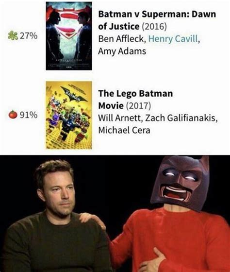 Affleck Batman Meme - lego batman wins sad affleck know your meme