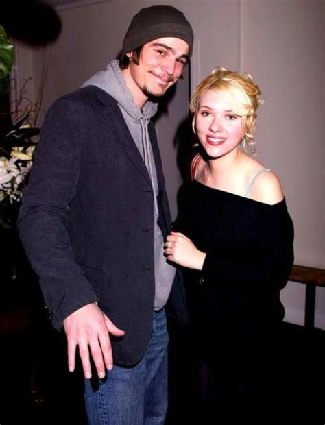 Josh Hartnett And Johansson And Make Up by World Of Faces Johansson American And