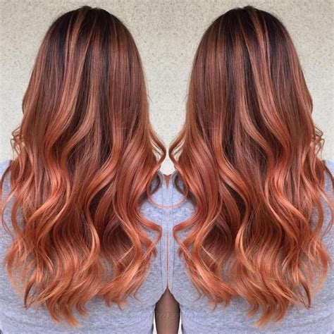 The Chair Balayage by Some Pretty Stunning Fall Haircolor By Prusa She