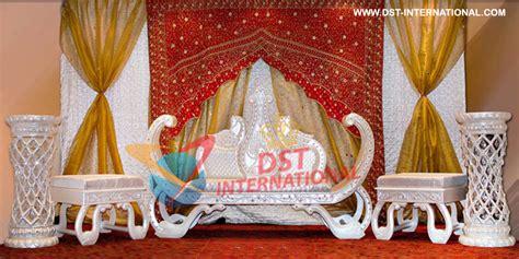 wedding stage sofa wedding stage king sofa set dst international