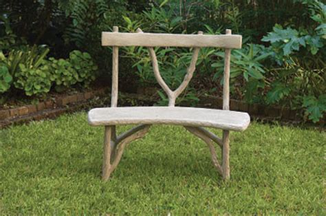 ideas for small curved benches in a garden