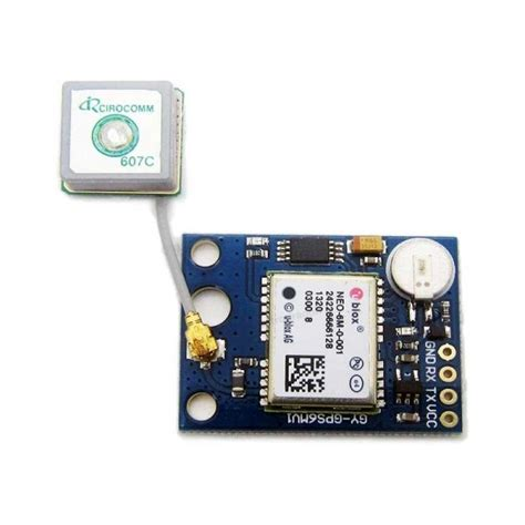 Unblox Neo 6m Gps Module ublox neo 6m gps module with active antenna gps and compass buy in india digibay