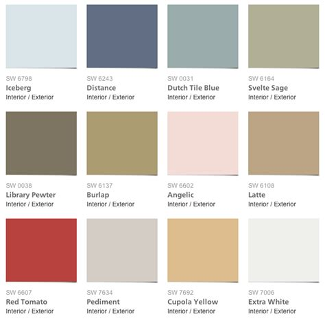 pottery barn colors sherwin williams pottery barn summer 2014 paint