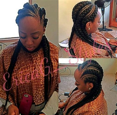 10 Ghana weaving hairstyles   Fashion and Lifestyle Blog