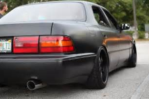 shooting the ls400 with satin black paint club lexus forums