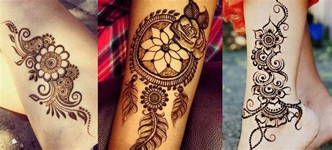 henna tattoos latest trends amp designs 2018 2019 collection