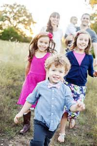 family photography with pink and blue clothes capturing joy with kristen duke