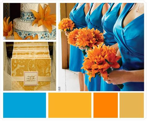 summer wedding color schemes wedding tips series summer wedding color scheme ideas