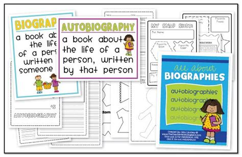 biography lesson plans first grade pin by the teacher wife on lessons pinterest