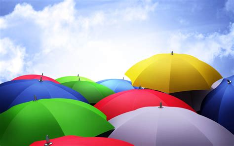 colourful wallpaper uk wallpapers colorful umbrellas