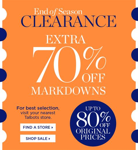 Talbots E Gift Card - talbots two more days up to 80 off sale 25 off tops milled