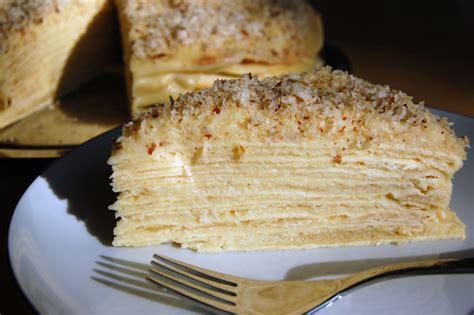 russische kuchen und torten rezepte russische napoleon torte rezepte suchen