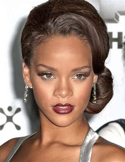 womens updos for black tie event updo hairstyles black women elle hairstyles