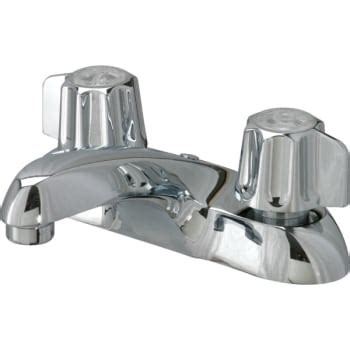 Gerber Lavatory Faucet Chrome Two Handle Hd Supply