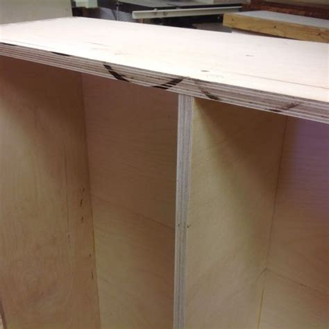 Cabinet Plywood Thickness by Beginnings Of A Wall Hung Tool Cabinet By Bluekingfisher