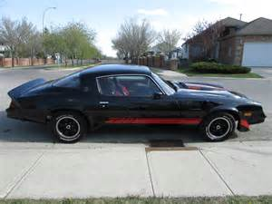 1980 chevrolet camaro z28 4 speed for sale the electric