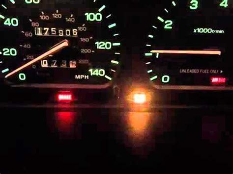at temp light subaru 1995 subaru at temp light