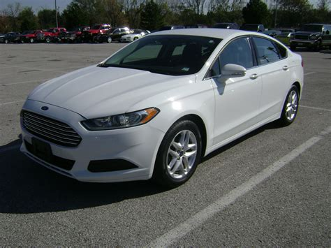 2014 ford fusion se 2 5 l automatic buy 2014 ford fusion florissant mo hart automotive