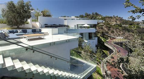 beverly hills house beverly hills house by mcclean design caandesign architecture and home design blog