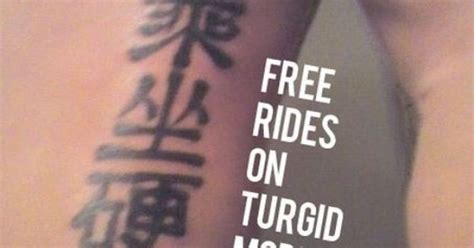tattoo fail kanji embarrassing chinese tattoo fails likes fails