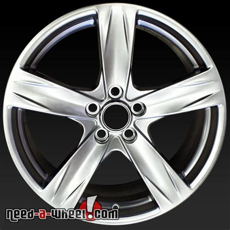 ford mustang wheels oem 19 quot ford mustang wheels oem 2013 14 hyper silver rims 3910