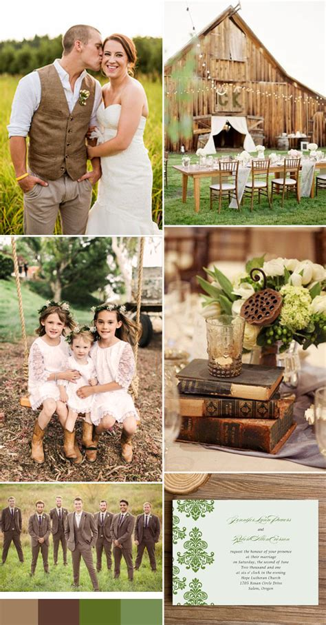 country wedding colors calgary wedding top 10 wedding colors for 2016