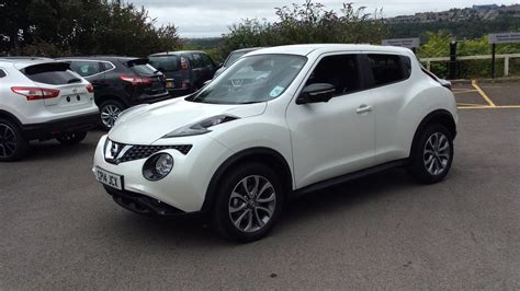 nissan juke white nissan juke storm white reviews prices ratings with